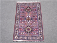 Wool/Silk Persian Ardebil Rug