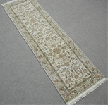 Handmade Wool/Silk Tabriz Design