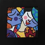 BRITTO ** THE KISS ** FRAMED
