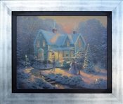 KINKADE ** BLESSINGS OF CHRISTMAS ** SIGNED CANVAS