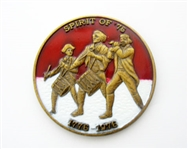SPIRIT OF 76 BICENTENNIAL COIN