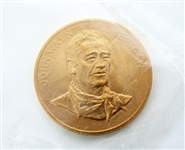 JOHN WAYNE COMMEMORATIVE MEDALLION