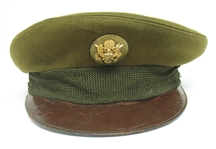 ORIGINAL WWII ARMY HAT